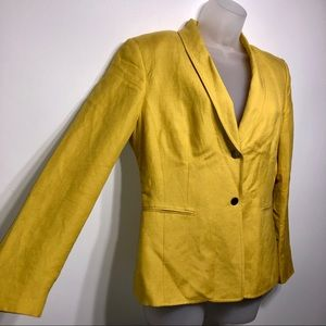 Tahari Button Down Blazer Size 12